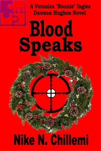Blood Speaks, Cover